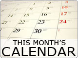 Click here to see the calendar for the month.